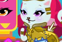 Cat Fashion Designer-2