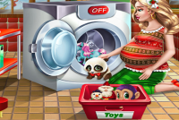mommy-washing-toys