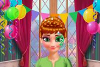 Anna & Elsa Makeover-2