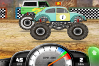 Racing Monster Trucks-2